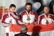 3. WUKF Senior és Veterán Világbajnokság