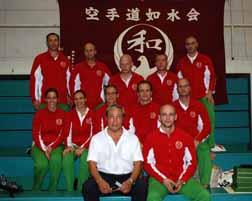 Csoportkép 2010-es Josuikai Kupán