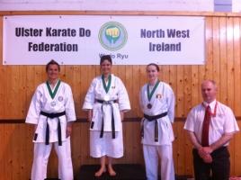 Judit Kresz Dr. (2nd place Senior kata)