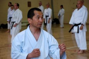 XVI. Széki Kupa - Shibamori Sensei és Ohshita Sensei szemináriuma