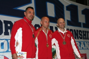 4th WUKF World Championships for Seniors and Veterans