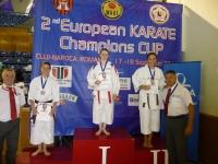 EurĂłpai Bajnokok KupĂĄja - RadnĂłti ViktĂłria - Kata 3. helyezett