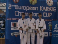 EurĂłpai Bajnokok KupĂĄja - ZĂĄdori MĂĄrk - Kata 3. helyezett