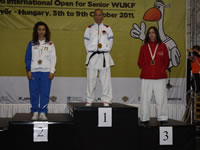 WUKF 2nd European Championships for Children, Cadets and Juniors and WUKF 3rd International Open for Seniors