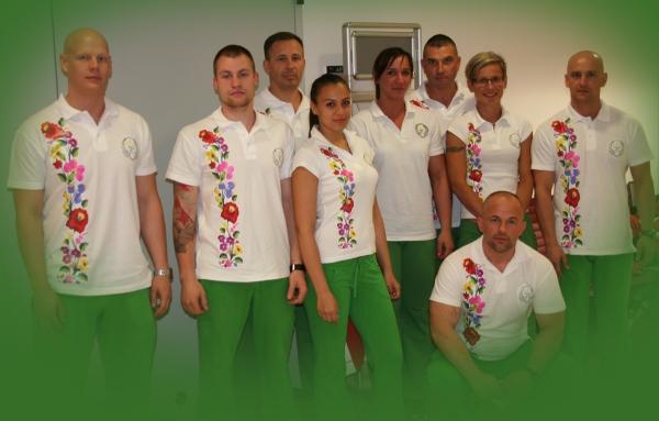 4. WUKF Felnőtt Európa Bajnokság