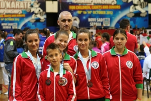 WUKF 4th World Championships for Children, Cadets and Juniors
