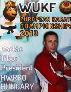 WUKF Európa Bajnokság 2013