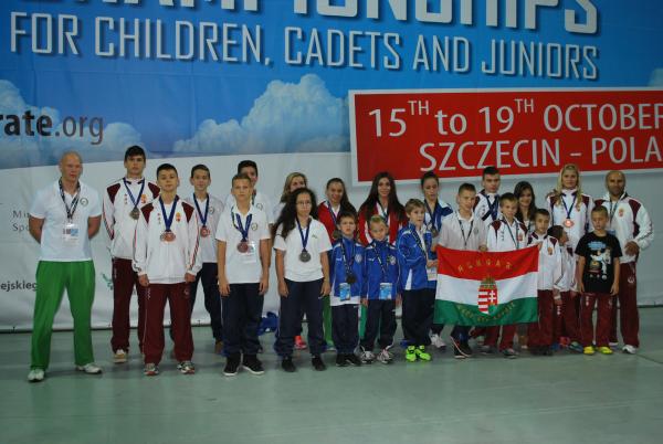 5. WUKF Gyermek és Ifjúsági Világajnokság