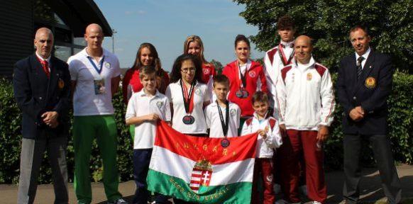 7. WUKF Gyermek és Ifjúsági Karate Európa Bajnokság