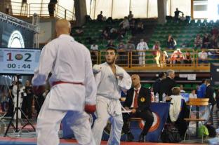 8. WUKF Karate Európa-bajnokság