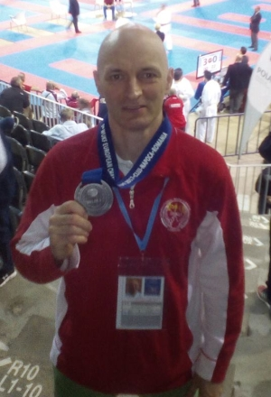 Major Nora - 9. WUKF Karate EurĂłpa-bajnoksĂĄg