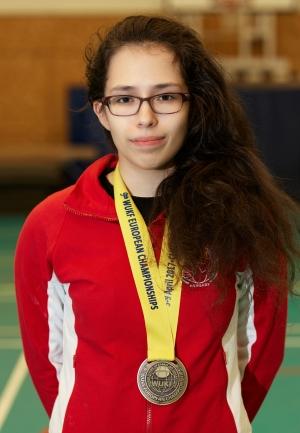 Dudás Éva - 9. WUKF Karate Európa-bajnokság