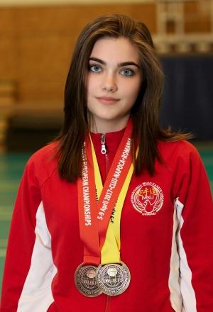 Szántai Luca - 9. WUKF Karate Európa-bajnokság
