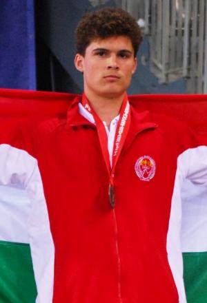 VozĂĄr Ferenc - 9. WUKF Karate EurĂłpa-bajnoksĂĄg