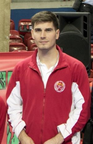 Papp Norbert - 2. UWK Karate Világbajnokságg