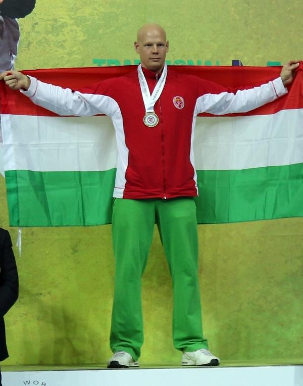 Pénzes Tamás - UWK Karate Világbajnok