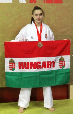 Szántai Luca - 2. UWK Karate Világbajnokság