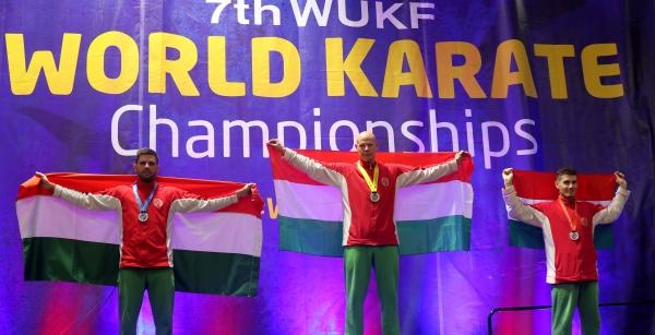 Pénzes Tamás - WUKF Karate Világbajnok