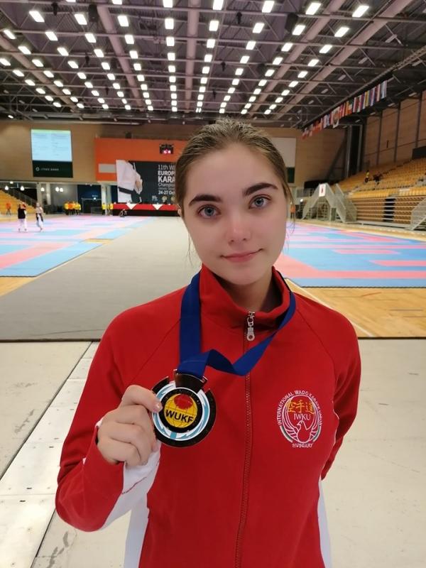 Szántai Luca - Európa-bajnoki bronzérmes